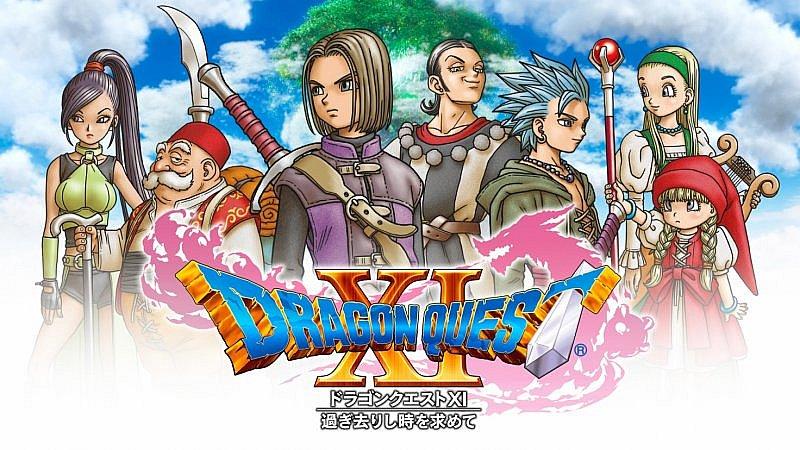 dragon quest copertina