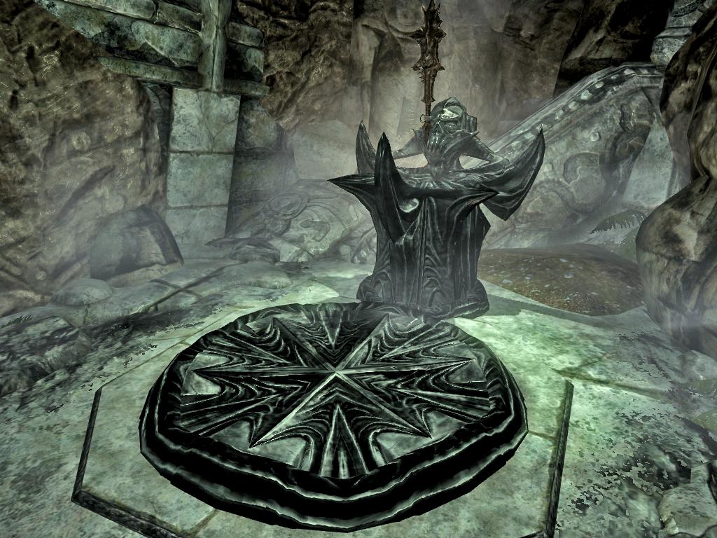 Skyrim - Molag Bal Altare