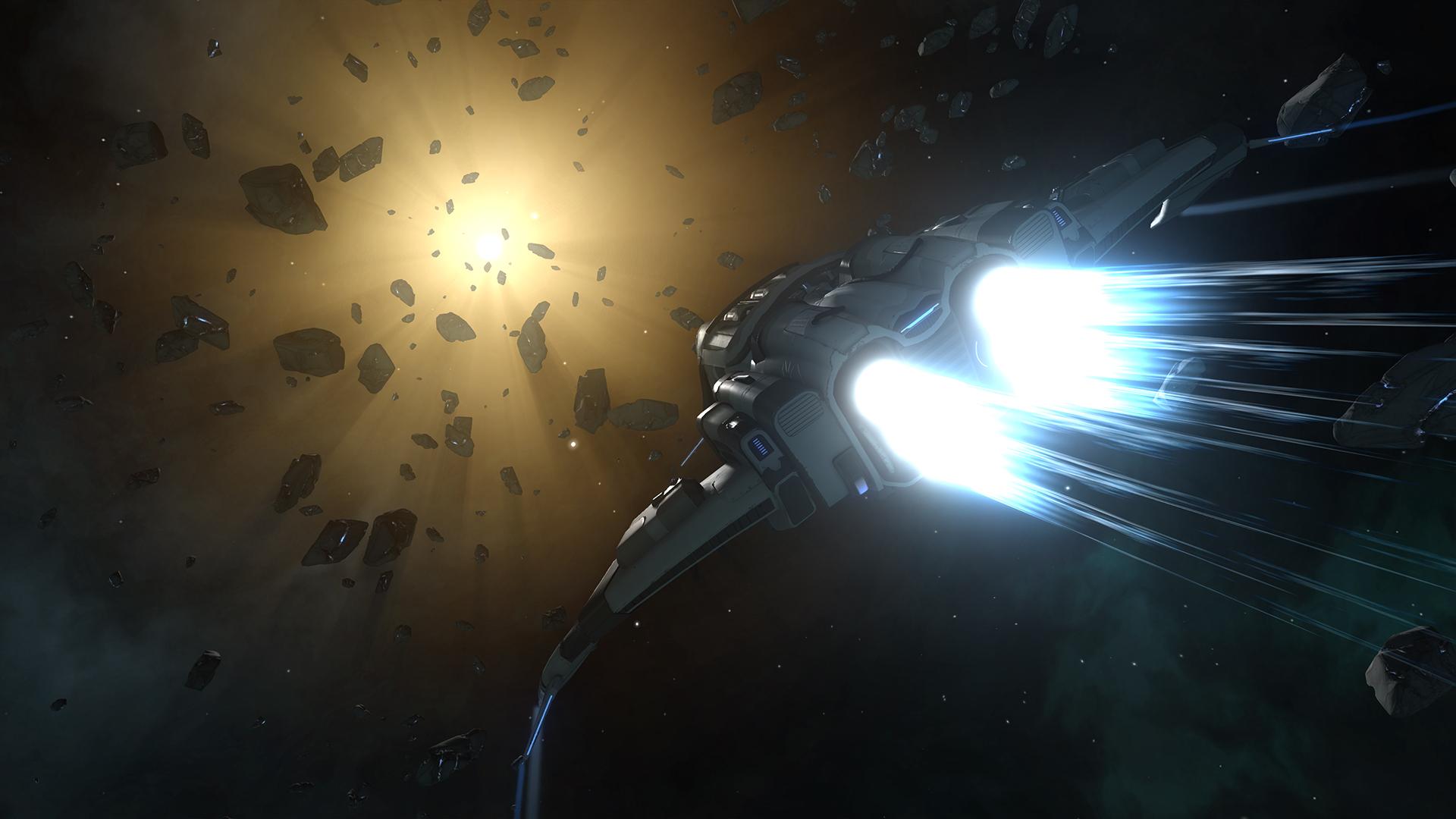 Primo trailer di gioco per Starpoint Gemini 3