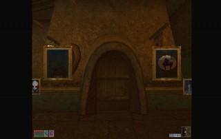 La sala dei Ritratti