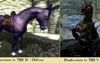 Shadowmere oblivion skyrim