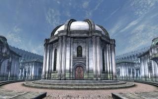 """Il Tempio dell'Uno in """"TES IV: Oblivion"""""""