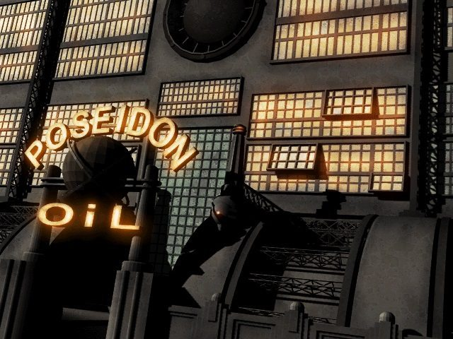 La centrale di Gecko in Fallout 2
