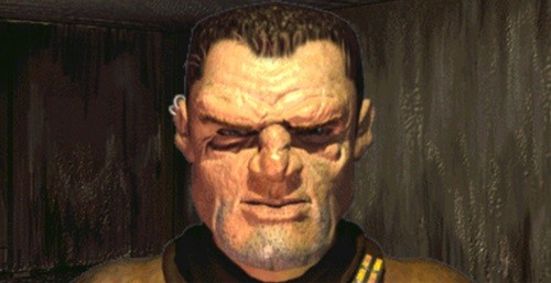 Decker in Fallout 1: comprereste una macchina da quest'uomo?