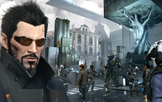 Deus Ex: Mankind Divided - GamesCom 2015