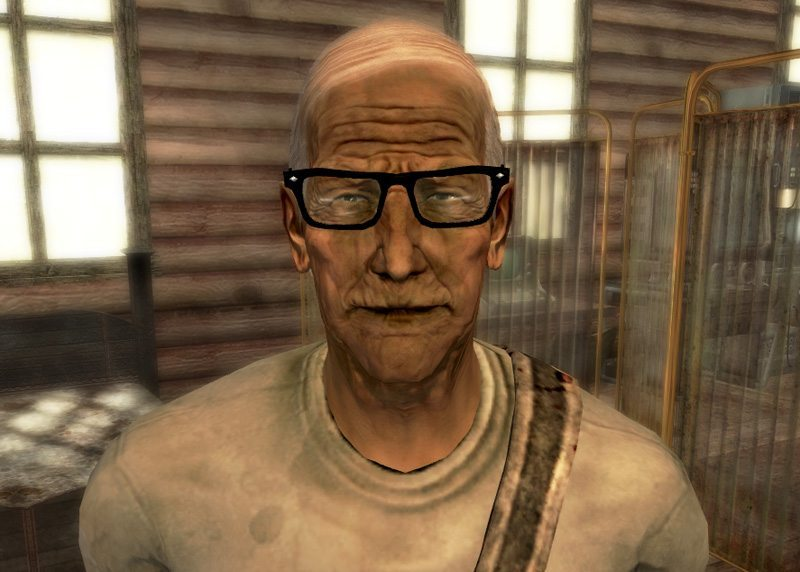 Il Dottor Henry in Fallout : New Vegas