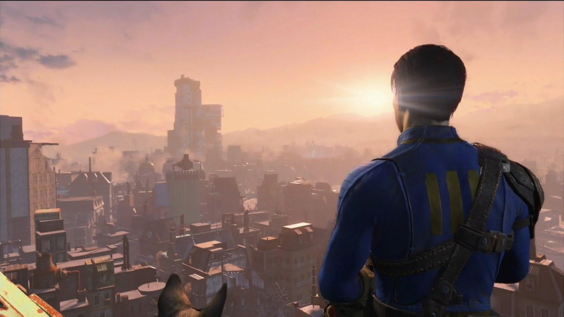 Fallout 4 boston