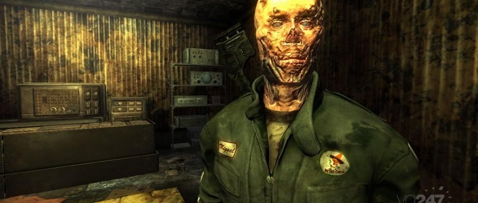 Troveremo anche Ghoul amichevoli (questo è in Fallout 3)