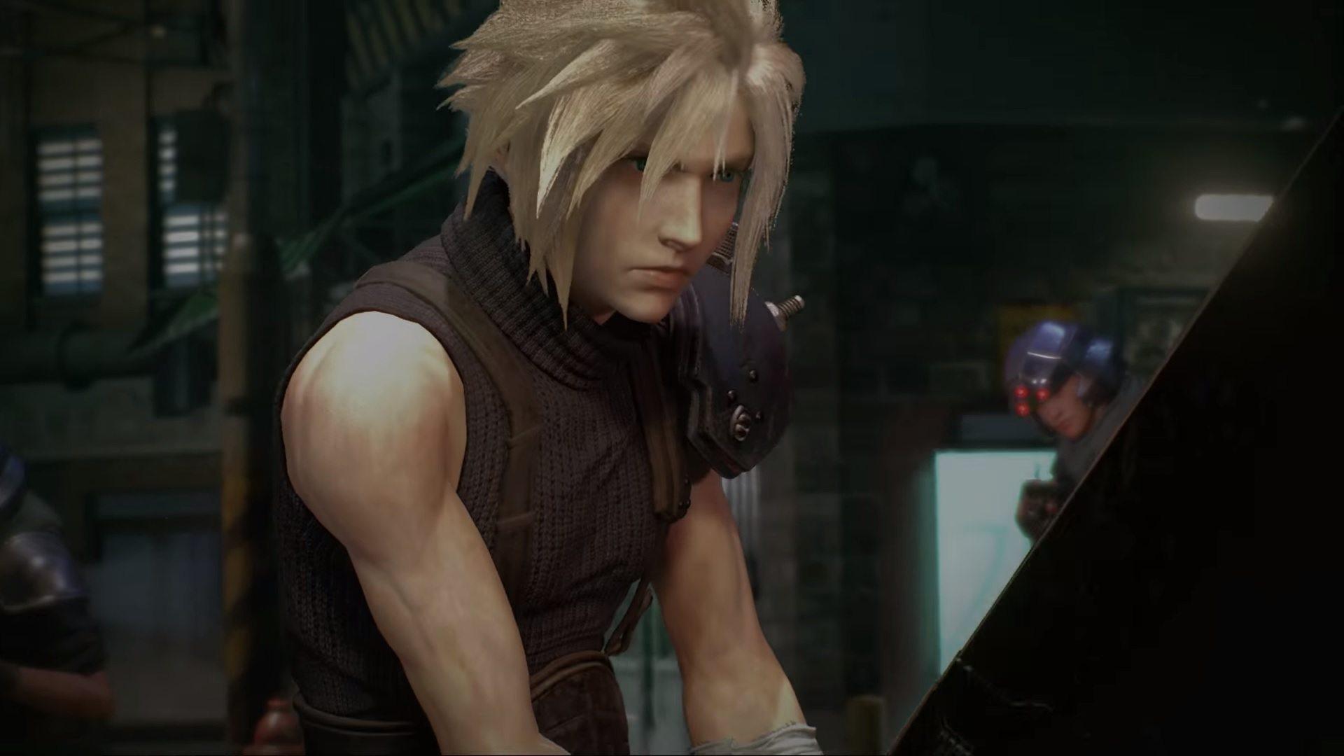 Final Fantasy VII Remake - Cloud Strife