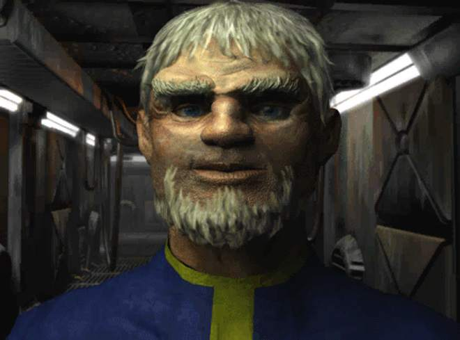 Il Supervisore Jacoren in Fallout 1