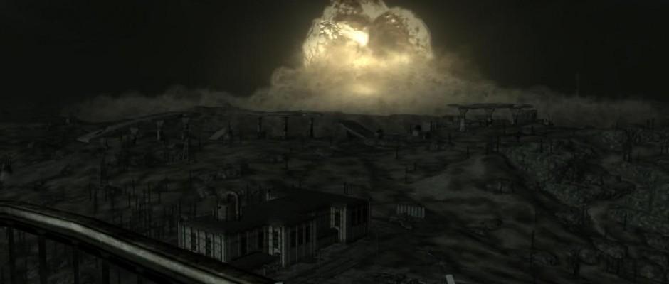 In Fallout 3 possiamo far deflagrare un ordigno nucleare godendoci lo spettacolo dalla Torre Tenpenny