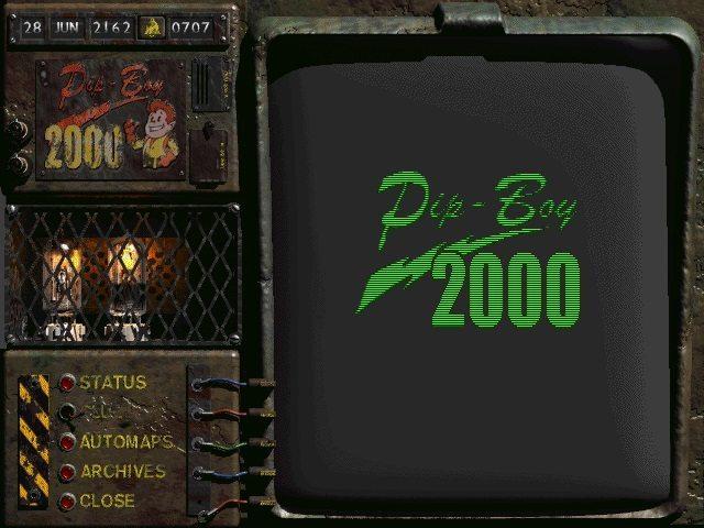 Il Pip Boy 2000