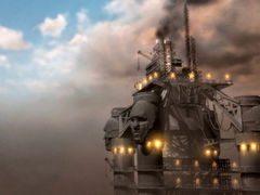 """La """"Poseidon Energy Oil Rig"""" che divenne la Stazione di Controllo dell'Enclave"""