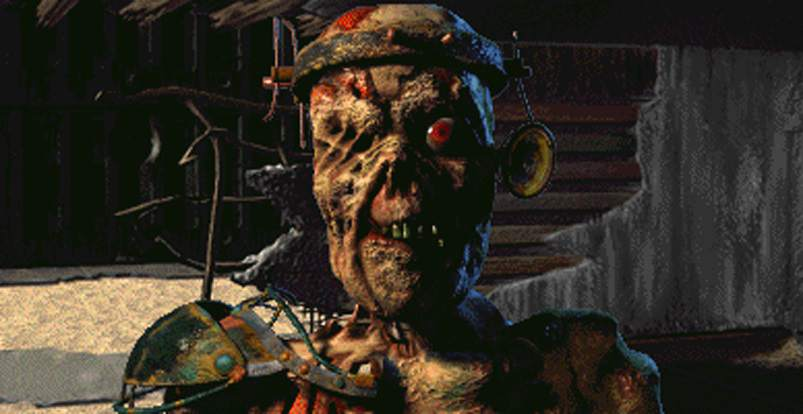 Set, capo dei Ghoul di Necropolis
