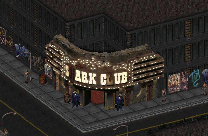 Lo Shark Club a New Reno