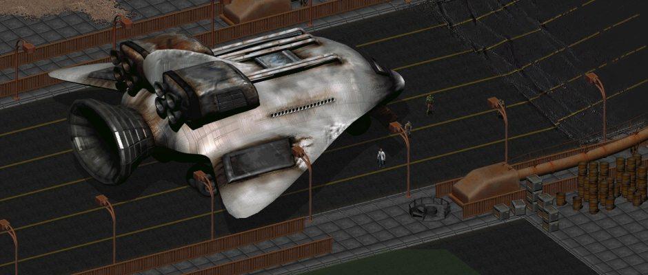 La navetta spaziale degli Hubologisti