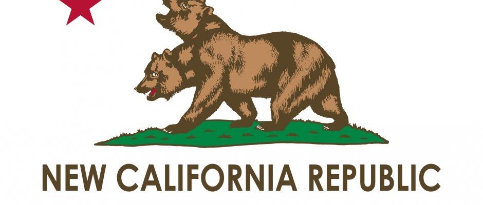 Lo stemma della New California Republic