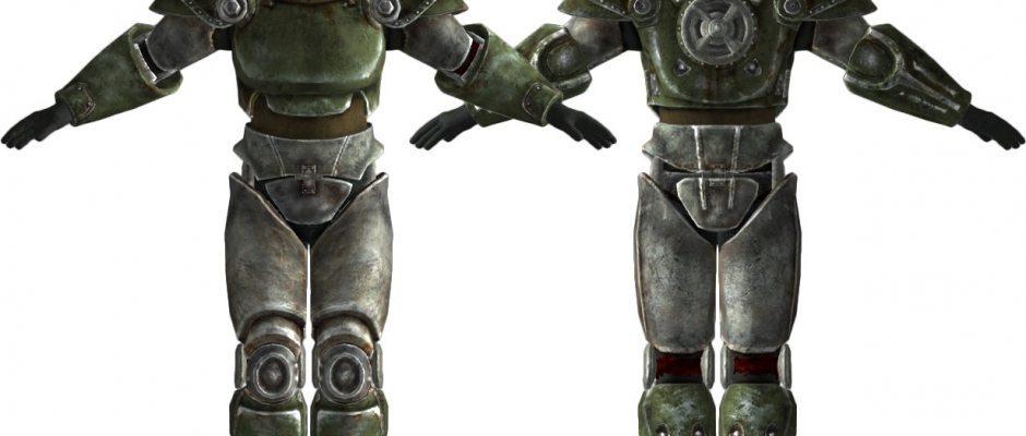 Abbiamo visto la Power Armor T-51b anche in Fallout 3