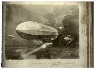 Possiamo vedere un dirigibile nell'intro di Fallout Tactics