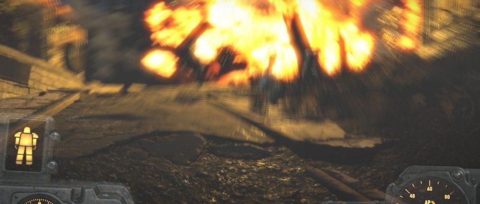 Dare fuoco alle auto è sempre molto appagante