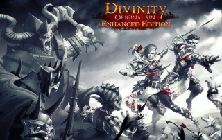 Divinity: Original Sin Enhanced Edition - Logo