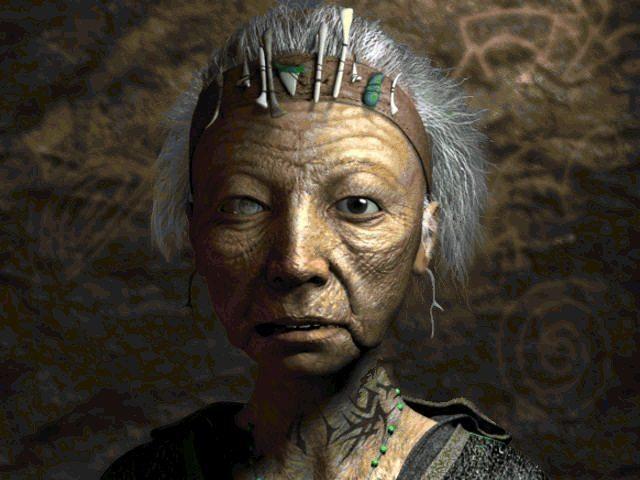 L'Anziana del villaggio