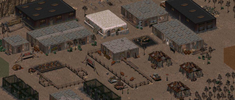 La città mineraria di Ridding